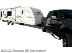 Used 2007  Keystone Passport 285RL by Keystone from Brown's RV Superstore in Mcbee, SC
