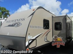 Used 2014  Heartland RV Wilderness 2650BH by Heartland RV from Campbell RV in Sarasota, FL
