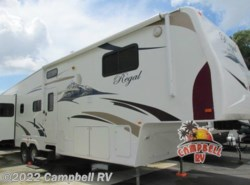 Used 2008  Fleetwood Regal 375RLQS by Fleetwood from Campbell RV in Sarasota, FL