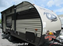 New 2017  Forest River Cherokee Wolf Pup 17RP by Forest River from Campbell RV in Sarasota, FL