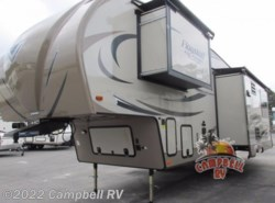 New 2017  Forest River Flagstaff Classic Super Lite 8528IKWS by Forest River from Campbell RV in Sarasota, FL