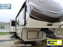New 2016  Keystone Montana 3440RL by Keystone from Camper Clinic, Inc. in Rockport, TX