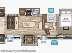 New 2017  Grand Design Solitude 375RES by Grand Design from Camper Clinic, Inc. in Rockport, TX