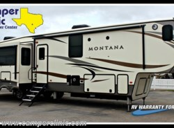 New 2018 Keystone Montana 3921FB available in Rockport, Texas