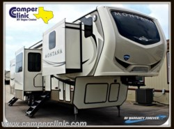 New 2018 Keystone Montana 3820FK available in Rockport, Texas