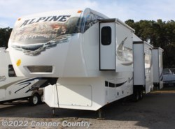 Used 2011  Keystone Alpine 3450RL by Keystone from Camper Country in Myrtle Beach, SC