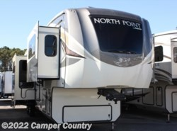 New 2018 Jayco North Point 381FLWS available in Myrtle Beach, South Carolina
