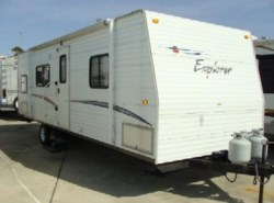 Used 2009  Frontier RV Explorer 265S by Frontier RV from Camperland Trailer Sales in Conroe, TX