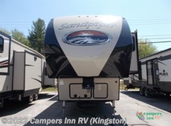 New 2016  Forest River Sandpiper 355RE by Forest River from Campers Inn RV in Kingston, NH