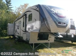 Used 2013  Palomino Sabre 36QBOK by Palomino from Campers Inn RV in Kingston, NH