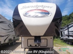 New 2017  Forest River Sandpiper 35ROK by Forest River from Campers Inn RV in Kingston, NH