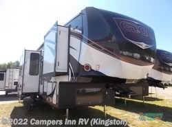 New 2017  Heartland RV Edge 357 by Heartland RV from Campers Inn RV in Kingston, NH