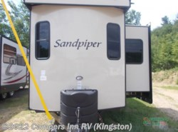 New 2016  Forest River Sandpiper Destination Trailers 402QB by Forest River from Campers Inn RV in Kingston, NH