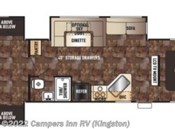 New 2016  Forest River Cherokee 304BS by Forest River from Campers Inn RV in Kingston, NH