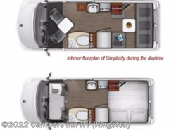 New 2017  Roadtrek Simplicity  by Roadtrek from Campers Inn RV in Kingston, NH