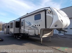 New 2018 Coachmen Chaparral 381RD available in Kingston, New Hampshire