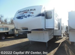 Used 2012  Keystone Montana Big Sky 3750FL by Keystone from Capital RV Center, Inc. in Minot, ND
