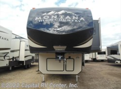 New 2017  Keystone Montana High Country 362RD by Keystone from Capital RV Center, Inc. in Minot, ND