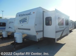 Used 2007  Forest River Wildwood 29FKSS by Forest River from Capital RV Center, Inc. in Minot, ND