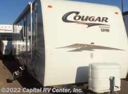 Used 2009  Keystone Cougar XLite 29BHS by Keystone from Capital RV Center, Inc. in Minot, ND