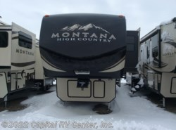 New 2017  Keystone Montana High Country 370BR by Keystone from Capital RV Center, Inc. in Minot, ND