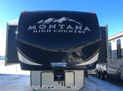 New 2017  Keystone Montana High Country 380TH by Keystone from Capital RV Center, Inc. in Minot, ND
