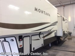 New 2017  Keystone Montana 3810MS by Keystone from Capital RV Center, Inc. in Minot, ND