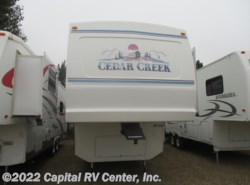 Used 2003  Forest River Cedar Creek 30RL by Forest River from Capital RV Center, Inc. in Bismarck, ND
