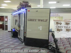 New 2016  Forest River Grey Wolf 14 NB by Forest River from Capital RV Center, Inc. in Bismarck, ND