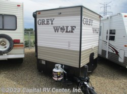 Used 2015  Forest River Grey Wolf 17MP by Forest River from Capital RV Center, Inc. in Bismarck, ND