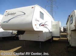 Used 2002  Keystone Sprinter 262RLS by Keystone from Capital RV Center, Inc. in Bismarck, ND