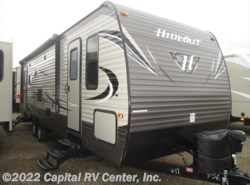 New 2017  Keystone Hideout 26RLS by Keystone from Capital RV Center, Inc. in Bismarck, ND
