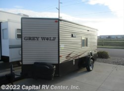 Used 2016  Forest River Grey Wolf 14NB by Forest River from Capital RV Center, Inc. in Minot, ND