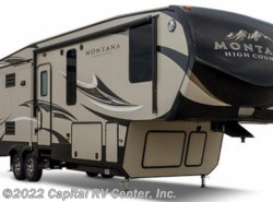 New 2017  Keystone Montana High Country 380TH by Keystone from Capital RV Center, Inc. in Bismarck, ND