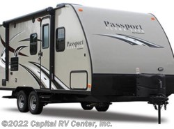 New 2017  Keystone Passport Ultra Lite Express 199ML U-Dinette by Keystone from Capital RV Center, Inc. in Bismarck, ND