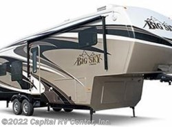 Used 2012 Keystone Montana Big Sky 3402RL available in Bismarck, North Dakota