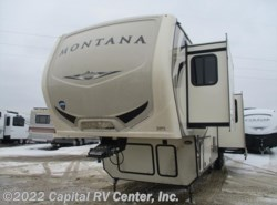 New 2018 Keystone Montana 3700LK available in Bismarck, North Dakota