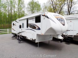 Used 2014  Coachmen Chaparral 345BHS by Coachmen from Carolina Coach & Marine in Claremont, NC