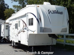 Used 2008 Forest River Wildcat 32QBBS available in Claremont, North Carolina