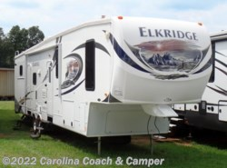 Used 2013  Heartland RV ElkRidge 37 ULTIMATE by Heartland RV from Carolina Coach & Marine in Claremont, NC