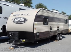 New 2017  Forest River Cherokee Grey Wolf 22RR by Forest River from Carolina Coach & Marine in Claremont, NC
