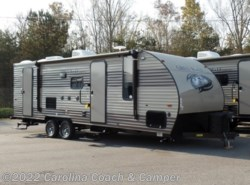 New 2017  Forest River Cherokee Grey Wolf 23DBH by Forest River from Carolina Coach & Marine in Claremont, NC