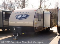 New 2017  Forest River Cherokee Grey Wolf 26DBH by Forest River from Carolina Coach & Marine in Claremont, NC