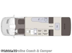 New 2017  Pleasure-Way Plateau TS Base by Pleasure-Way from Carolina Coach & Marine in Claremont, NC