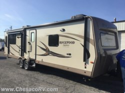 New 2016  Forest River Rockwood 8329SS by Forest River from Chesaco RV in Joppa, MD