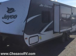 New 2016  Jayco Jay Feather 22FQSW by Jayco from Chesaco RV in Joppa, MD