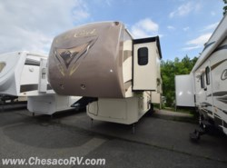 Used 2016  Forest River Cedar Creek 34RE by Forest River from Chesaco RV in Joppa, MD