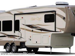 New 2016  Forest River Cedar Creek 38FB2 by Forest River from Chesaco RV in Joppa, MD