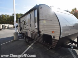 New 2016  Forest River Cherokee 23DBH by Forest River from Chesaco RV in Joppa, MD