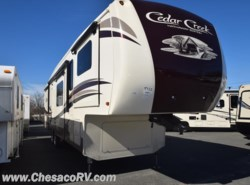 New 2017  Forest River Cedar Creek 38FLX by Forest River from Chesaco RV in Joppa, MD